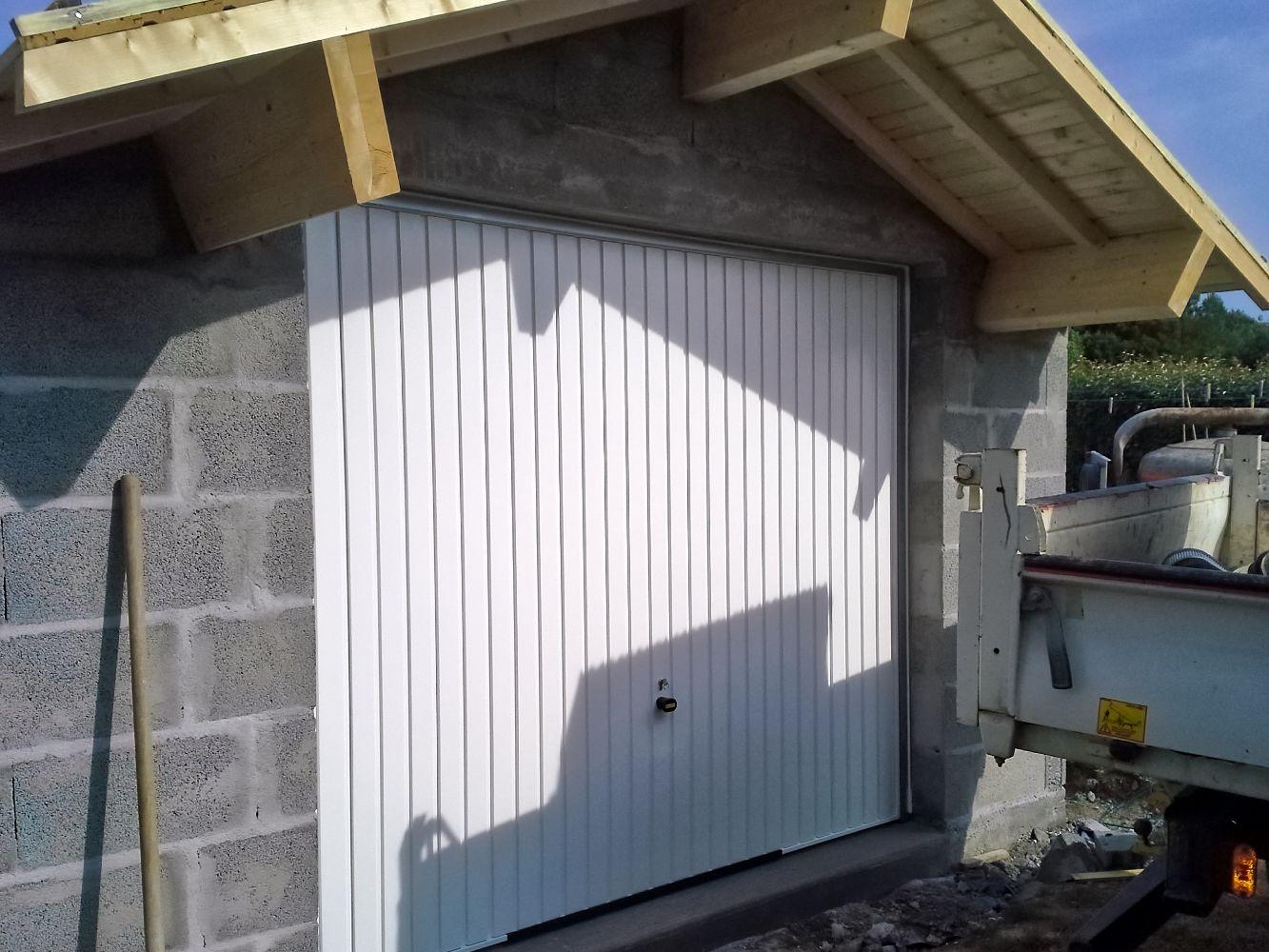 Cr pin menuisier charpentier serrurier r alisations st p re en retz - Garage charpentier nantes ...